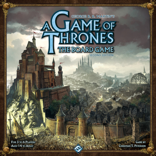 Game of Thrones: The Board Game (2nd Edition)