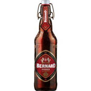 Бернард червено