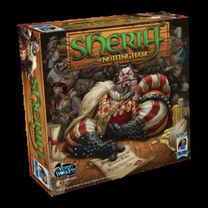 Sheriff of Nottingham - the Board game. Шерифът на Нотингам - настолна игра