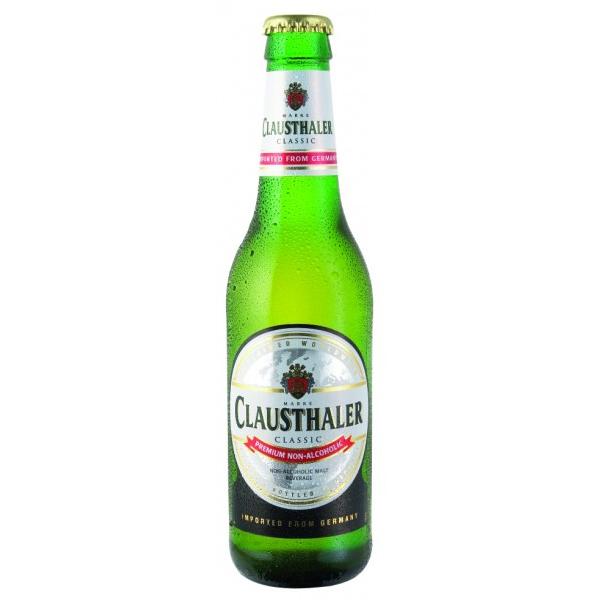 Clausthaler - безалкохолна